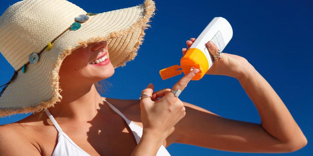 ضد آفتاب های مناسب تابستان